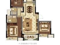 仁皇山板块真实房源发布:仁皇燕澜府105平3室2厅2卫稀缺电梯洋房