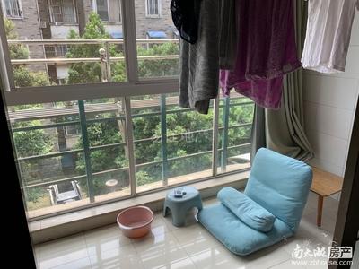美欣家园,精装,空置中,南北通,三室朝南,两阳台,看房方便,DU家
