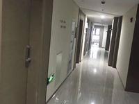 出租信业ICC单生公寓,30楼,39.9平米,硬装,可住可办公,地段好