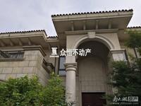 太湖阳光假日 独幢别墅 大院子