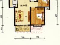御龙湾 黄金楼层 两室两厅 精装修 满两年
