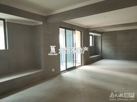 0121出售祥生君悦全新毛坯3室2厅2卫,花园洋房