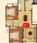 佳园 小洋房2楼 两室 全新毛胚