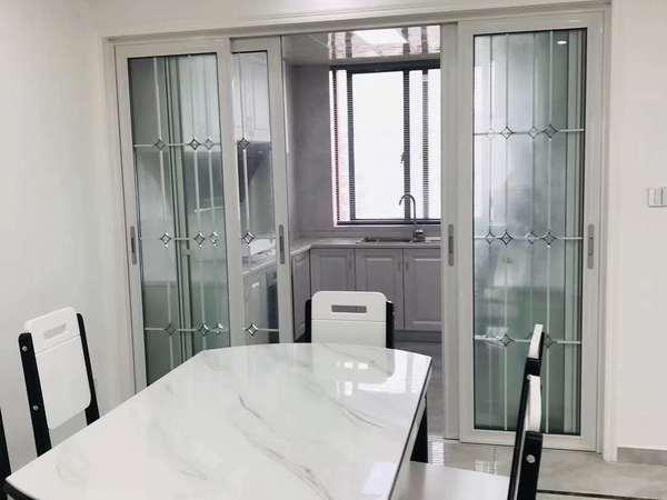 星汇二期三室二厅2019年欧派豪装 户型好位置佳有钥匙