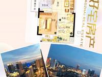 天元颐城23楼,全新无装 赠送6平 。位置好