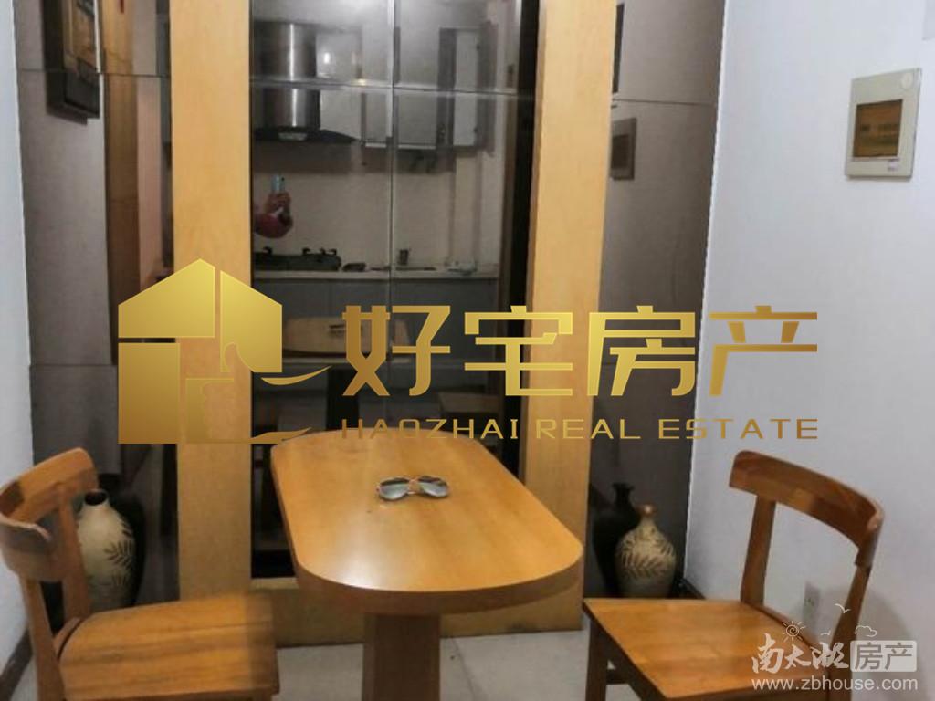 清丽家园:精装单身公寓随时看房