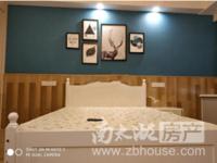 红旗景都 单身公寓 39平 精装 空,热,彩,冰,洗,床,家具 2000元