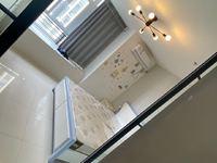 爱家华城:出租单身公寓一室一厅一卫,拎包即住