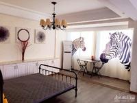 南园单身公寓 一室一厅 精装修 带20平大露台 满两年