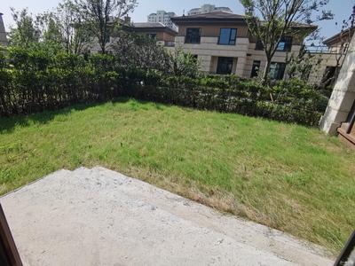 南太湖新区核心地段太湖印排屋 毛坯户型好花园大随时看房