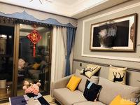 湖东府12楼,85平方,二室二厅,精装,中央空调,车位一个,4000元