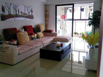 3020巴黎春天10楼 边套116平米 三室两厅一卫 精装修 168万 满两年