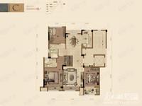 大家仁皇府乐山 电梯洋房 125平精装修 3开间朝南 现低价出售 看房方便