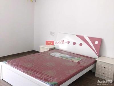 景鸿铭城 家电齐全 带阳台朝南河景 拎包入住13732397656