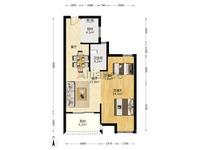 湖东府整套出售, 两房两厅一厨一卫,楼层好,光线好,生活配套完善,交通便利