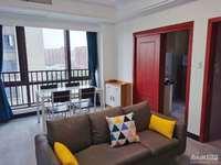 永辉壹号院单身公寓边套 9楼 精装修 两室两厅 拎包入住