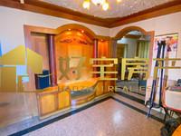 出售青塘小区:5楼带阁楼,3室2厅2卫,老式精装,2室朝南,带小阁楼露台20多平
