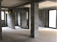 鸿地凰庭毛坯3楼东边套东边大阳台加南北双阳台3室2厅1卫另有产权储藏室1个12平