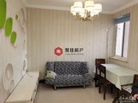 西白鱼潭52方两室一厅居家装 租金2000 有钥匙