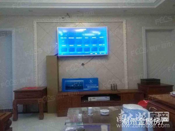 出售:西南 亿丰国际建材城16楼 三室两厅精装 满五 155.1平 168万
