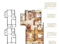 湖东府,3室2厅2卫,117平,满两年,毛坯带车位,报价160万!