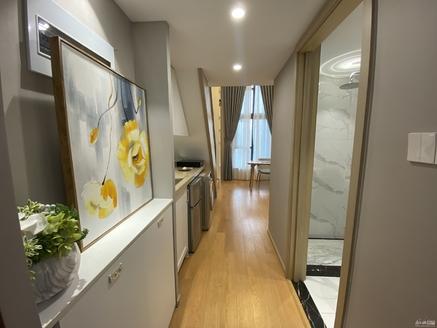华悦广场小公寓 以租养贷 首付10万让您买房无压力 所谓他不养你 它养你