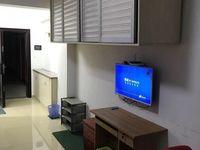 金色水岸 单身公寓 50平 精装 空,热,彩,冰,洗,床,家具 1800元