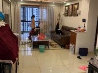 汎港润园10楼130平三室2厅2卫精装修家具家电齐全拎包入住165万,满2年