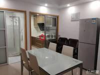 赞成学士府22楼2室1厅60平,精装修家电齐全拎包入住,2200/月看房方便