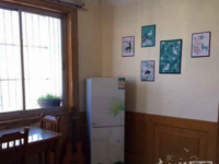 华丰一期 二室一厅 47平 良装 空,热,彩,冰,洗,床,家具 1400元