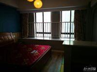 红旗景都 单身公寓 40平 精装 空,热,彩,冰,洗,床,家具 1800元