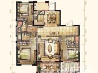 御龙湾143平3室2厅3卫 全新毛坯房 满2年 房东换房诚心出售