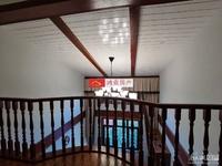 东方国际别墅 豪华装修 品牌家电 赠送面积多