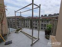 582明都锦绣苑5楼带阁楼前后露台实用120