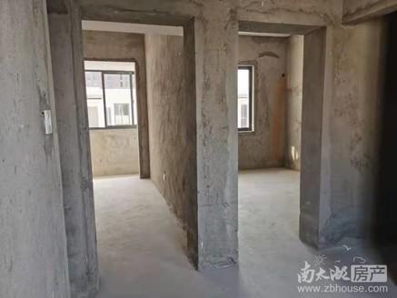 南园小区 两室两厅 全新毛胚 两室朝南 标准户型