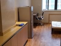 太阳城天成大厦出租:精装修、1室1厅1卫,繁华地段,拎包入住。