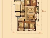 名仕府.稀缺次顶楼.4室2厅2卫.景观房 车位另售