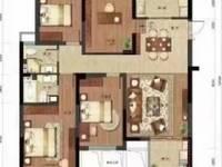 出售赞成 名仕府4室2厅2卫127.5平米189.8万住宅