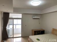 景鸿铭城 单身公寓 42平 精装 空,热,彩,冰,洗,床,家具 1600元