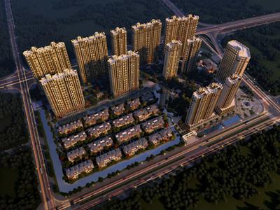 出租翰林世家3室2厅2卫141平米3000元/月住宅