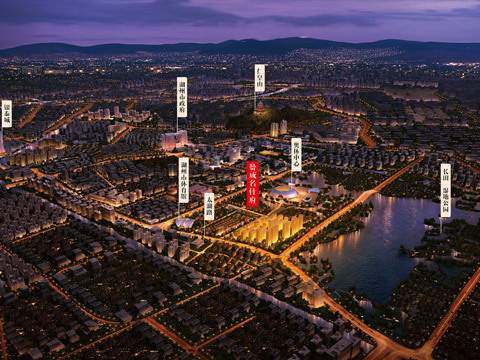 出售赞成 名仕府4室2厅2卫124.5平米205万住宅