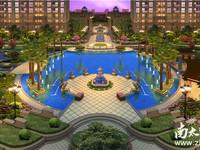汎港润园高层,全新毛坯,景观房32楼,85平,三房两厅一卫,103万,满两年