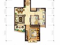 小区中间位置,3房朝南,可租金3000元,视野好,配套成熟!