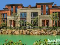 翰林世家 1-3楼 301平方 车位2个 无装 有花园 800万