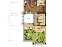 仁皇奥体旁,奥园壹号联排别墅330方,-1-3层,5房2厅4卫,双车位,558万