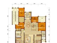 御景新城20楼,四室二厅二卫二阳台,带车位