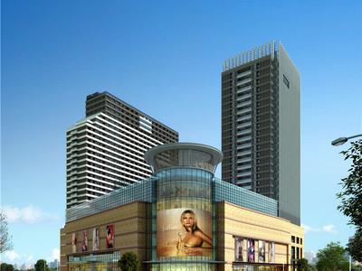 大都汇杭州大厦店面, 1楼, 三开间, 层高5.9米, 租金可面议