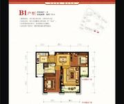 B1 两室两厅一卫