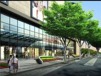 低价出租大都汇三室两厅2500一个月,市中心繁华地段,楼下就是商场