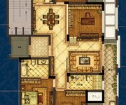 A 四室两厅两卫
